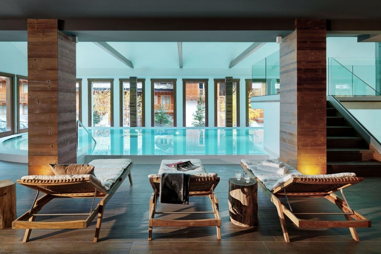 Trattamenti benessere: [ comfort zone ] al resort Nira Montana di La Thuile