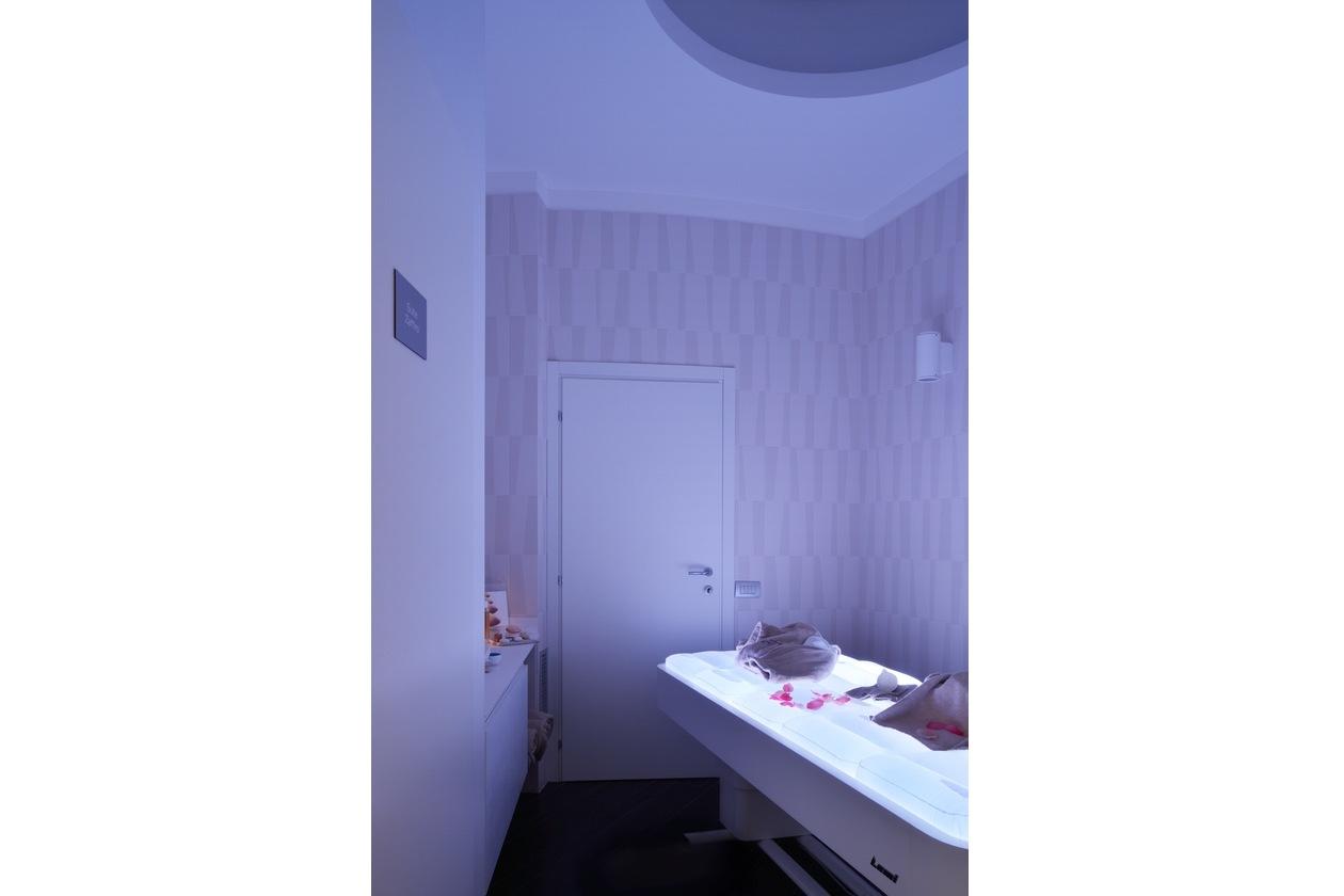 Trattamenti benessere: la suite zaffiro di Bionike Resort