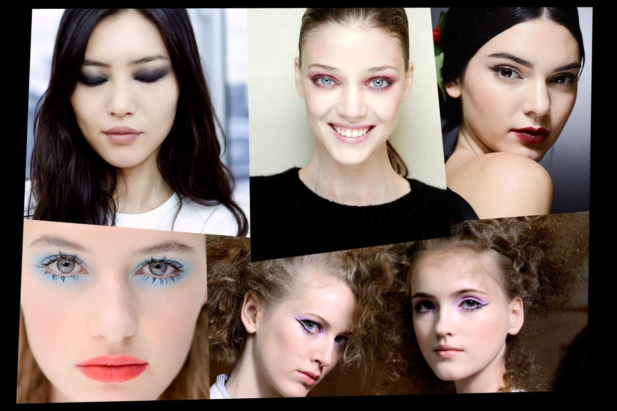 Trend make up Primavera/Estate 2015