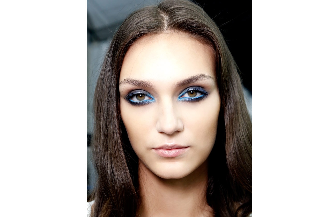 Trend make up S/S 2015: colorful eyes