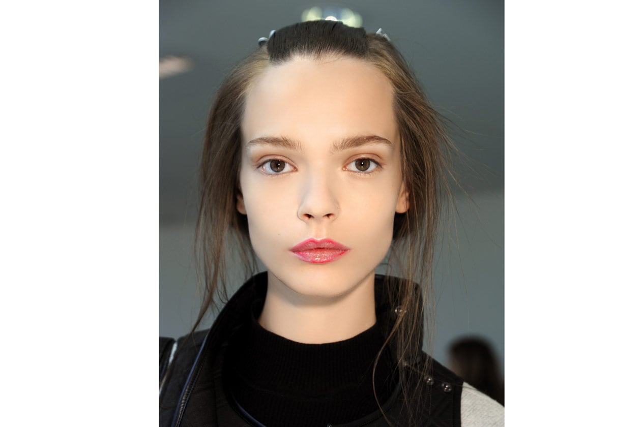 Trend make up S/S 2015: graphic lips