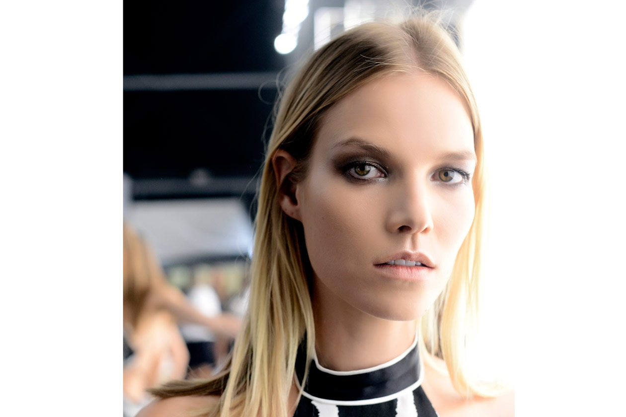 Trend make up S/S 2015: smokey eyes