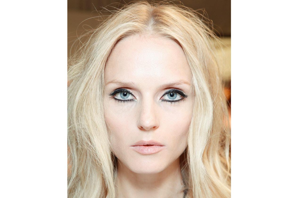 Trend make up S/S 2015: smudge eyeliner