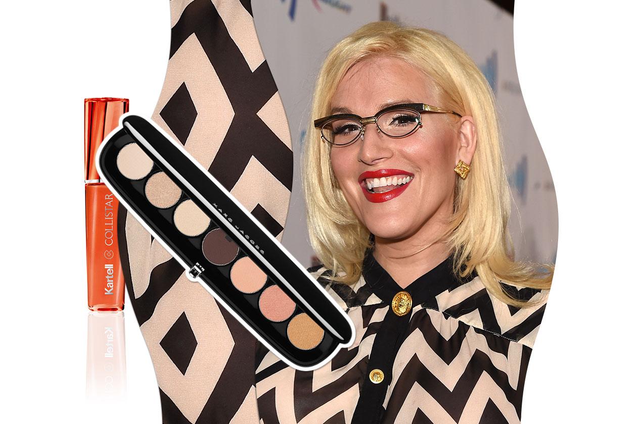 Trucco con gli occhiali: Our lady J.