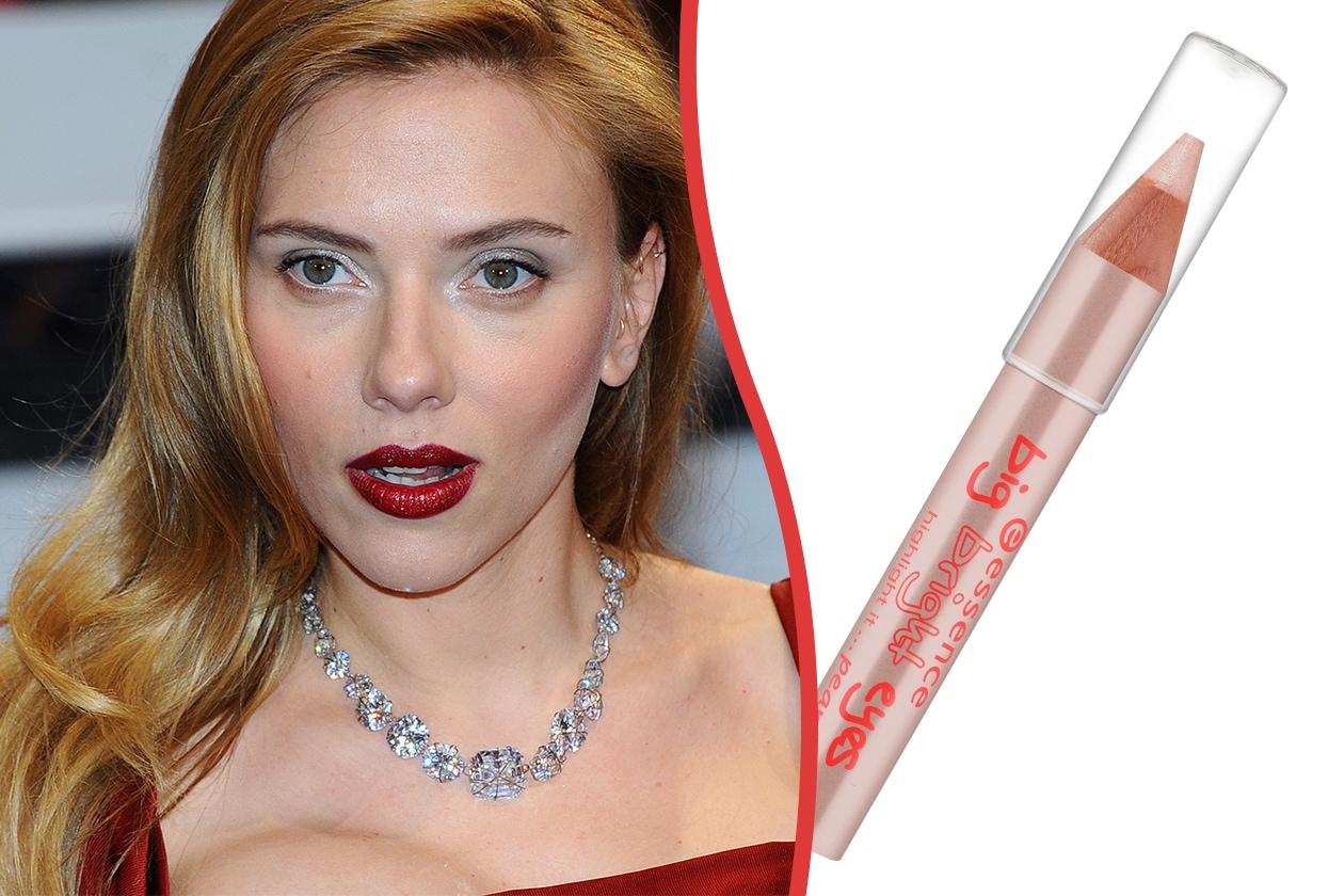 Trucco occhi piccoli: Scarlett Johansson