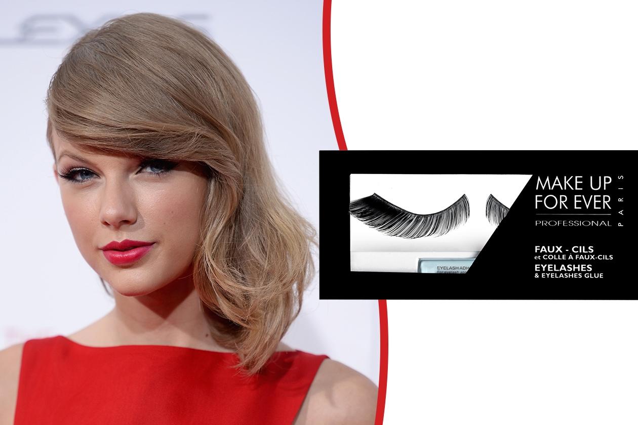 Trucco occhi piccoli: Taylor Swift