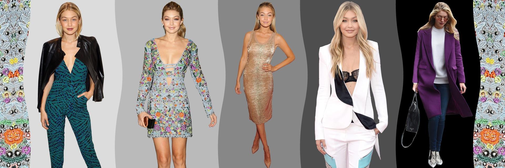 Gigi Hadid è la fashion icon del momento