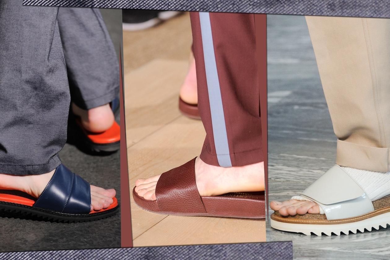 Sporty slipper