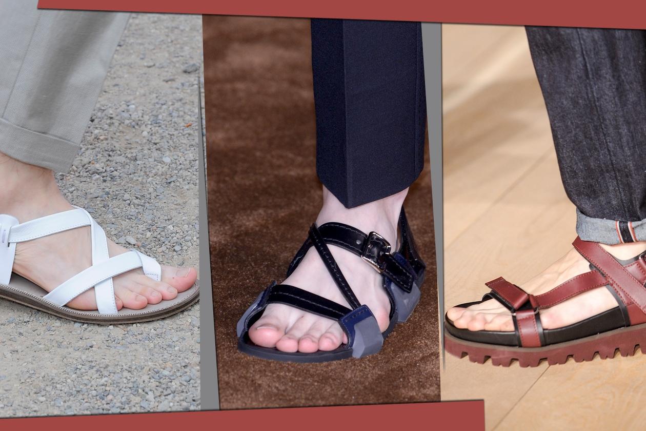 Tech-sandals
