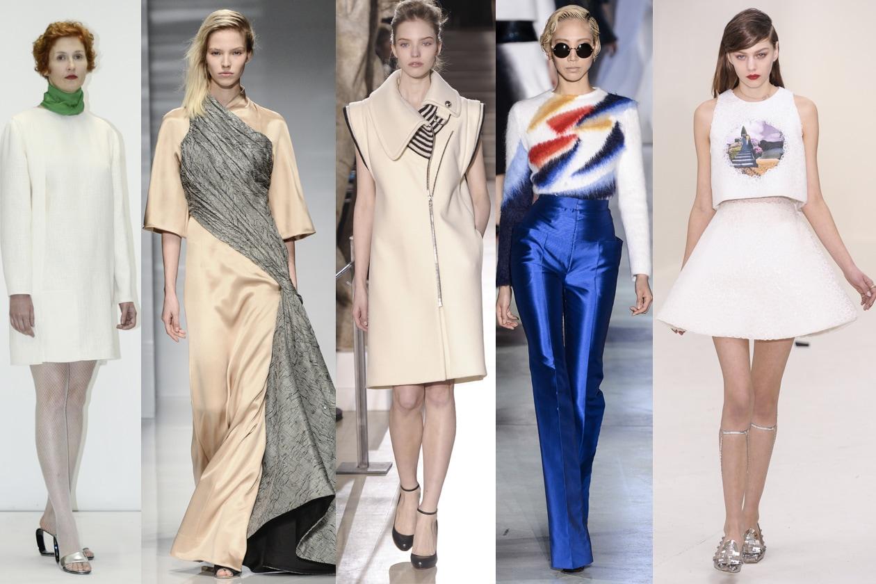 haute couture e modernità