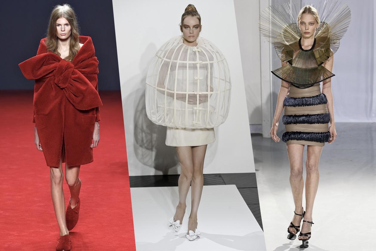 haute couture = fantasia