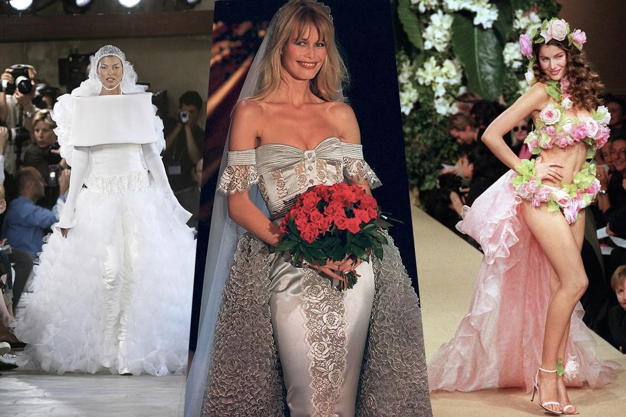 haute couture = sposa