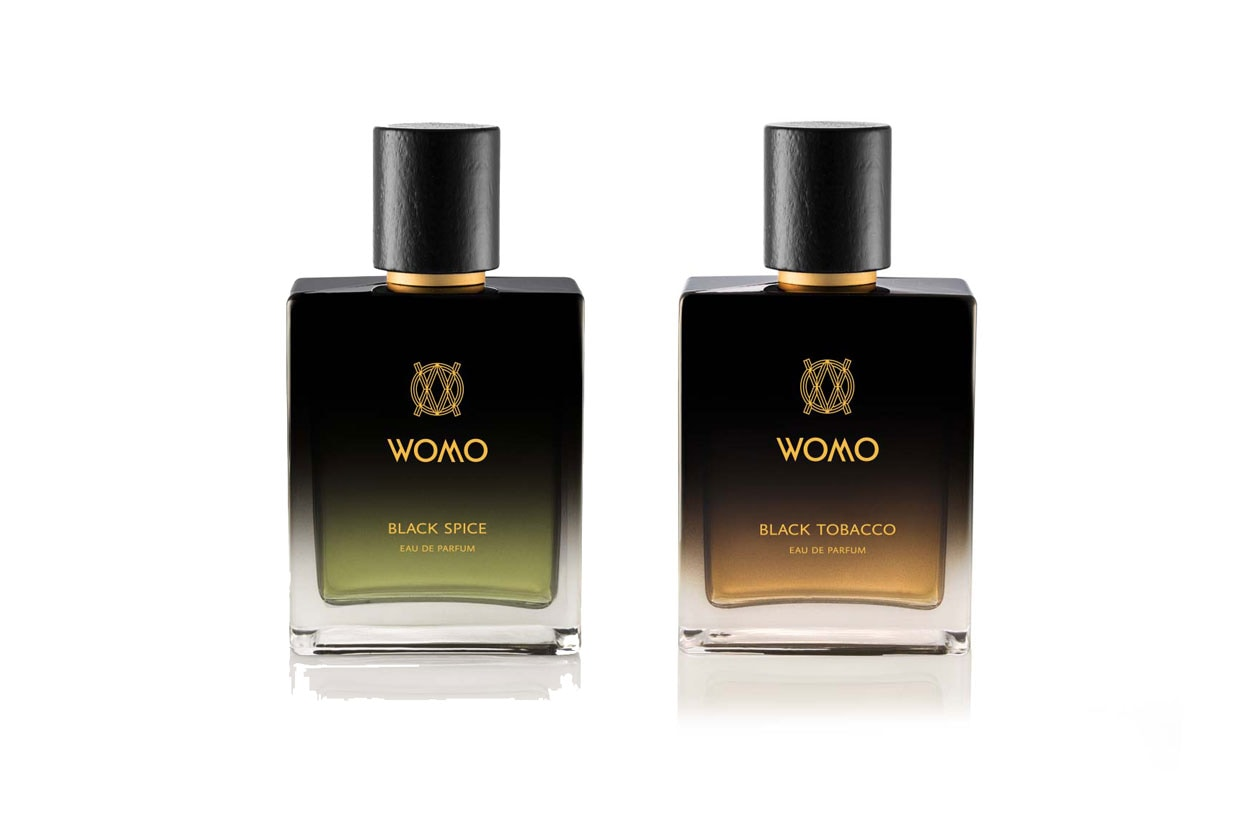 he Black Collection di Womo