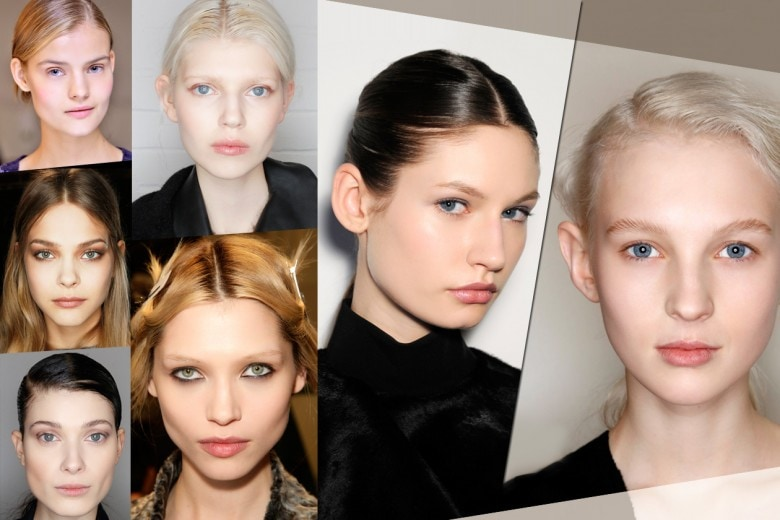Make up viso: le tendenze per incarnato, guance e sopracciglia selezionate da Grazia.IT