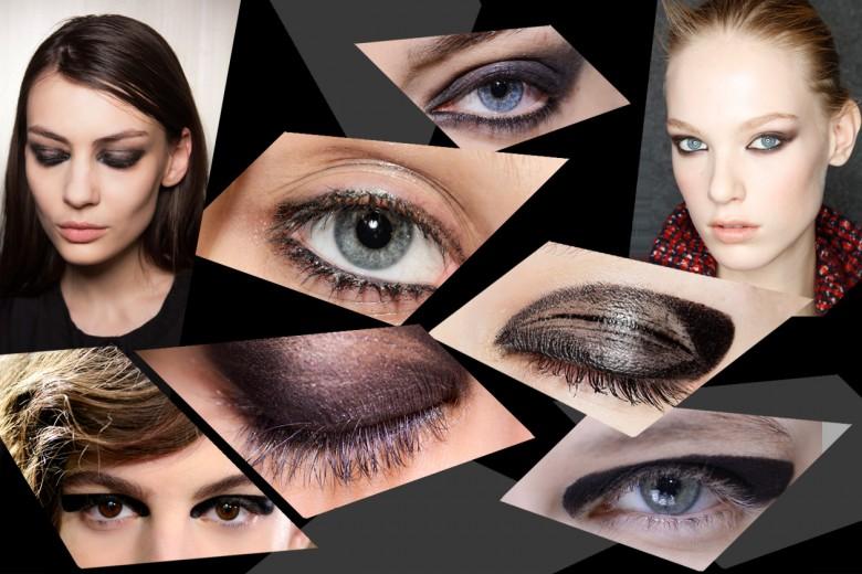 Make up dark: il trend dell'inverno 2015 per occhi e unghie