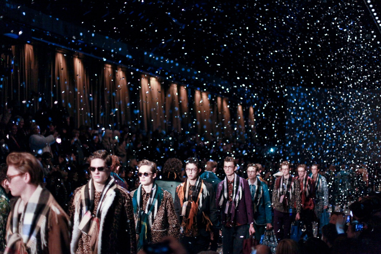 London Collection: Men 2015, le sfilate maschili per l'Autunno-Inverno 2015