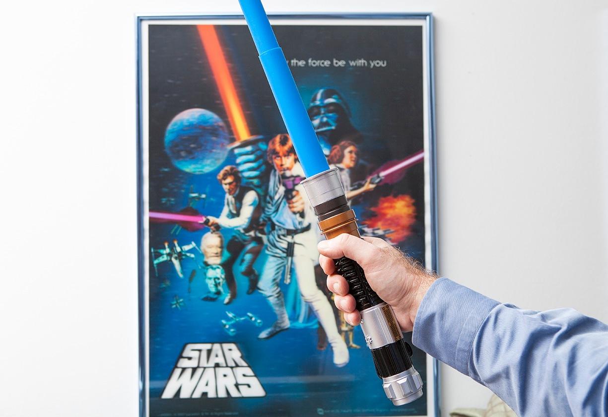 Alberto Fontanini: «Star Wars? Una passione totalizzante»