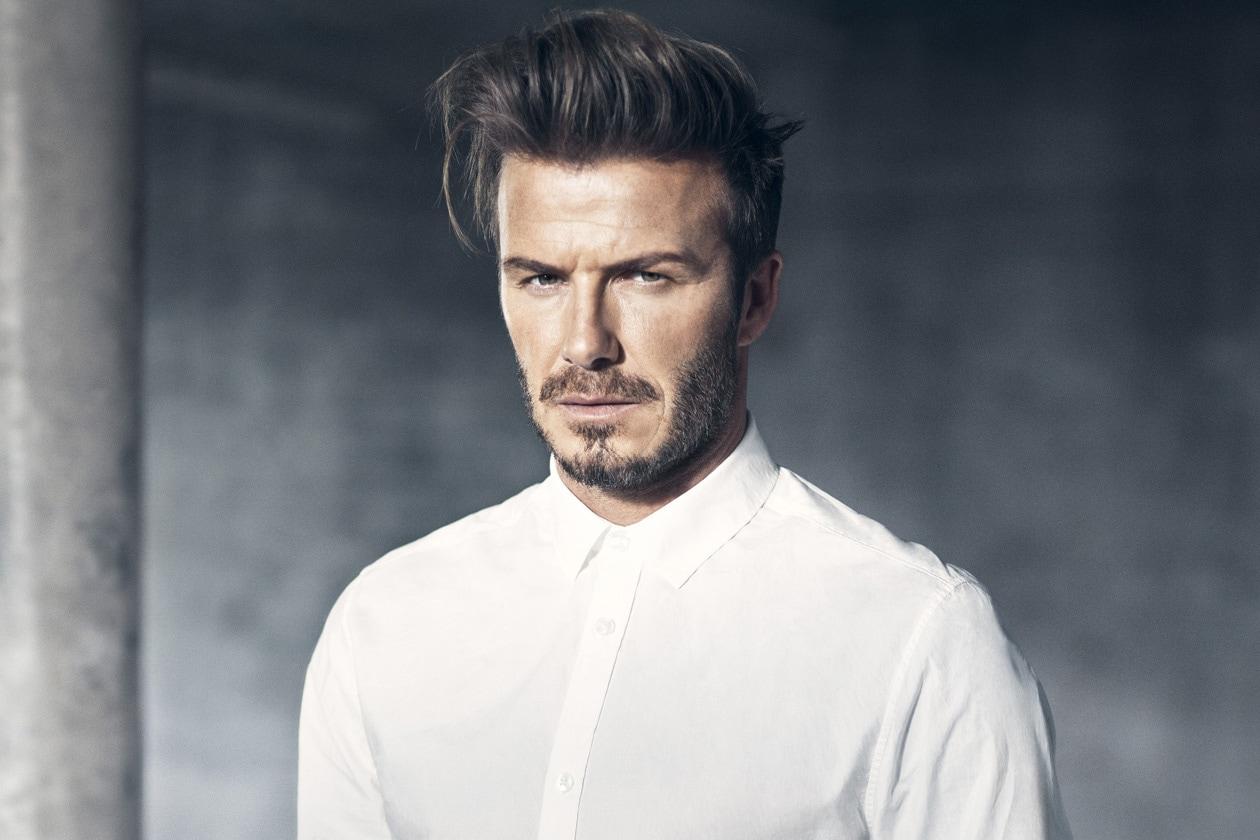 David Beckham sceglie i suoi Modern Essentials H&M per la PE 2015