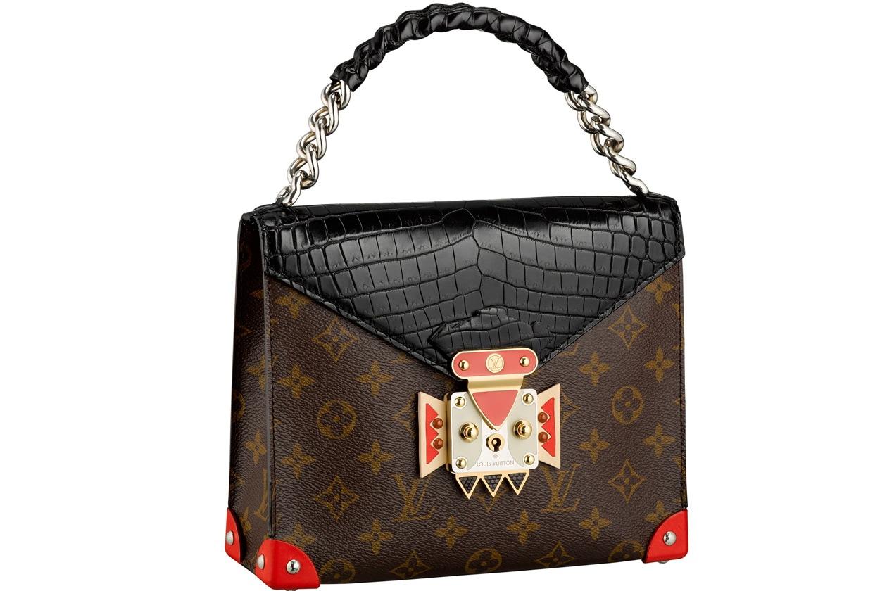 Louis Vuitton presenta le nuove borse Mask per la primavera 2015