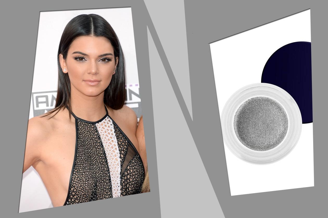 Silver & Black: Kendall Jenner