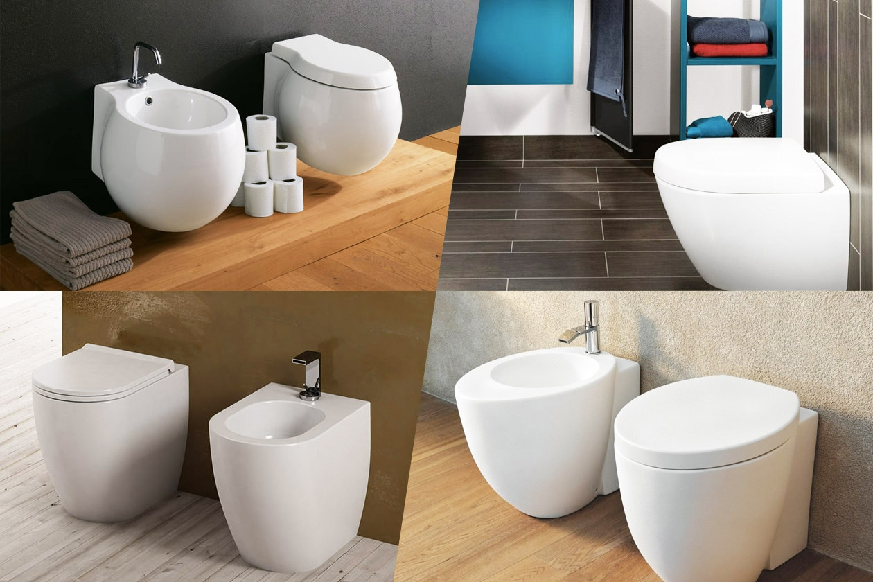 design per bagni piccoli: i sanitari salvaspazio - grazia.it - Bagni Moderni Piccoli Spazi