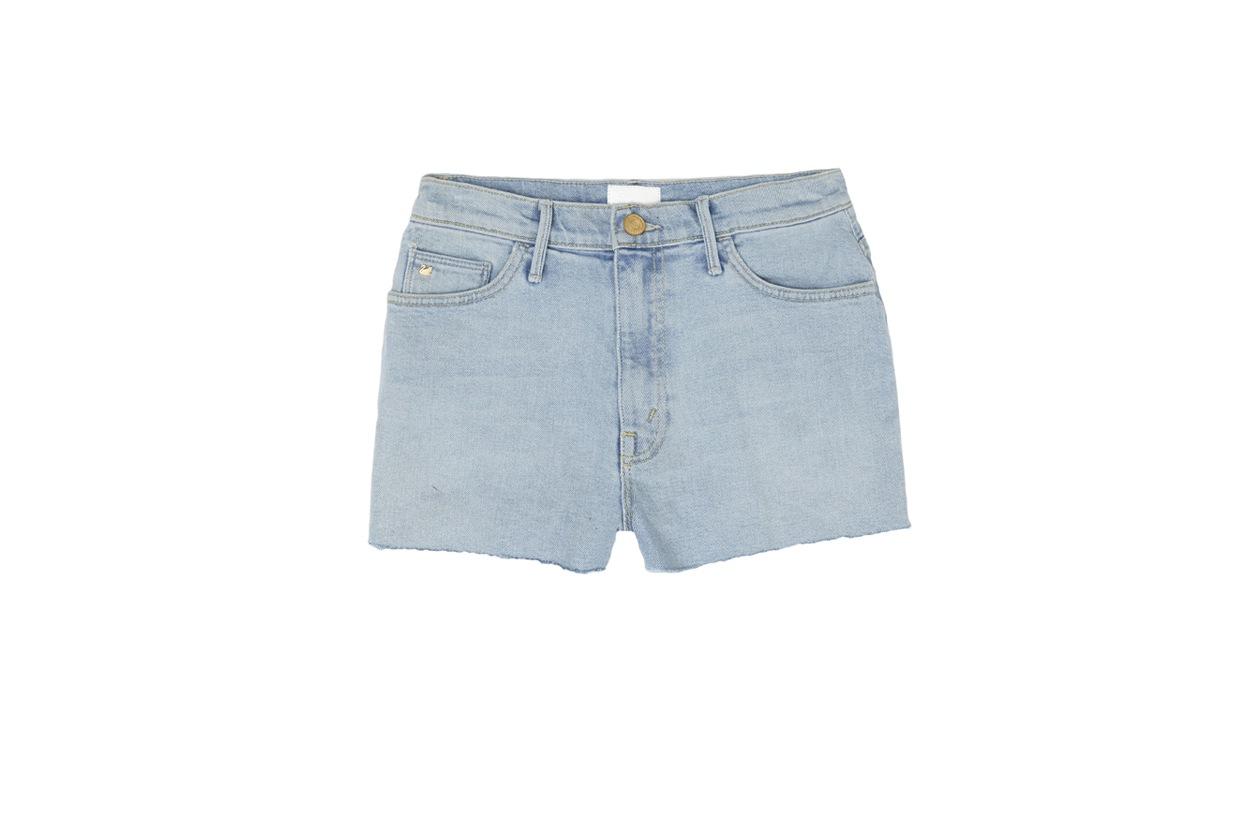shorts 2CANDICE SWANEPOEL + MOTHER über STYLEBOP