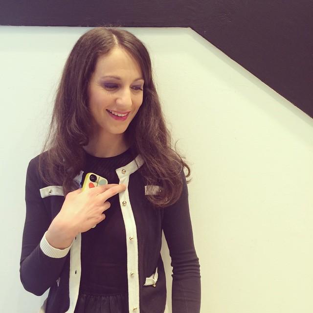 @larmadiodeldelitto è la guest star della nostra serata #getonstageYSLbeauty a #Torino! #grazialovesYSL