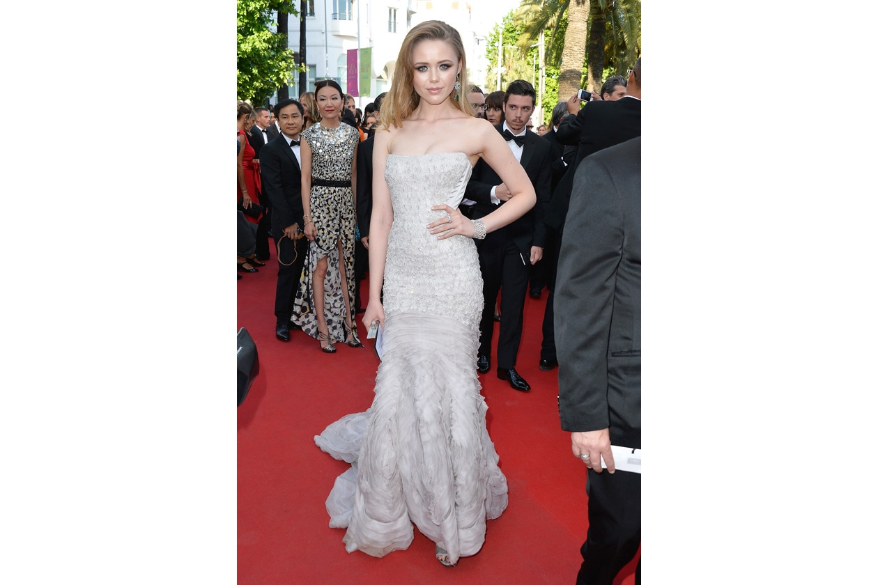 67th Annual Cannes Film Festival on May 20, 2014
