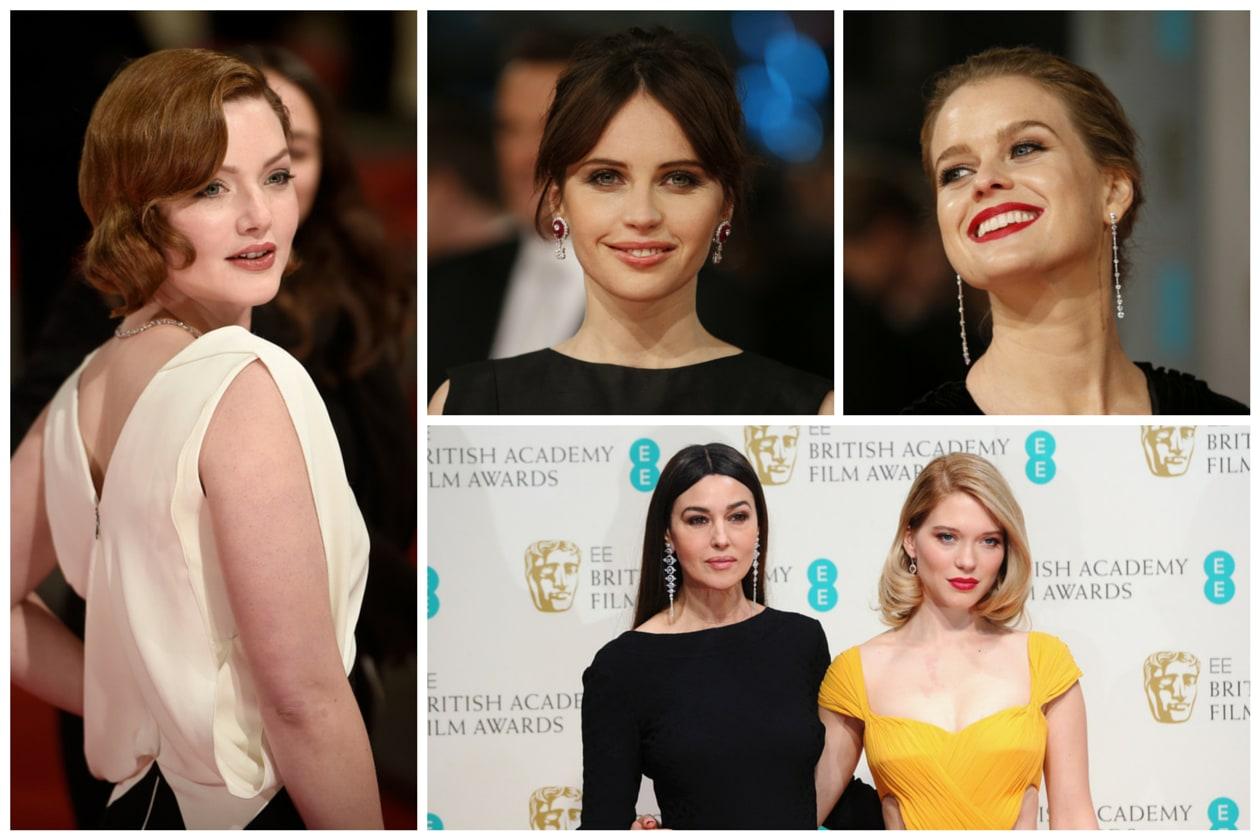 BAFTA Beauty Look