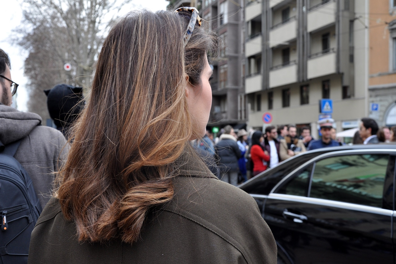 BEAUTY ON THE STREETS: CAPELLI BRONDE