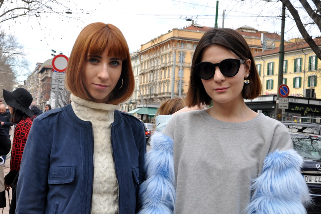 BEAUTY ON THE STREETS: FRANGIA E RIGA IN MEZZO