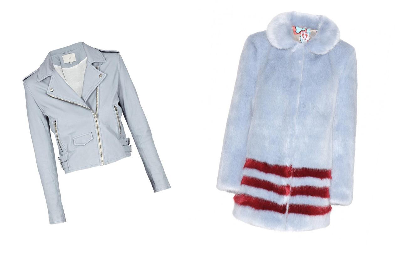 Biker jacket e pellicciotto