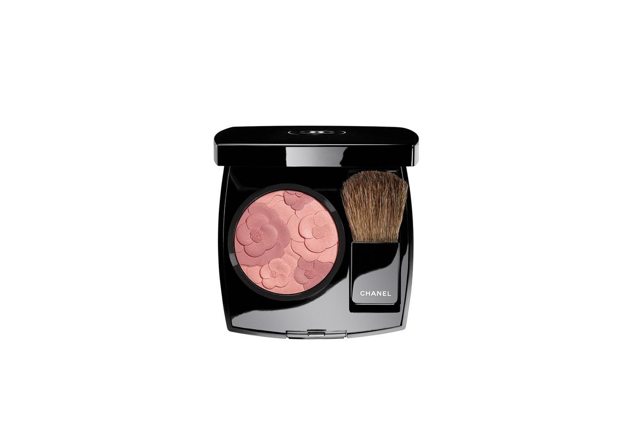 Blush rosa e pesca: CHANEL Jardin de CHANEL Blush Camélia Rosé