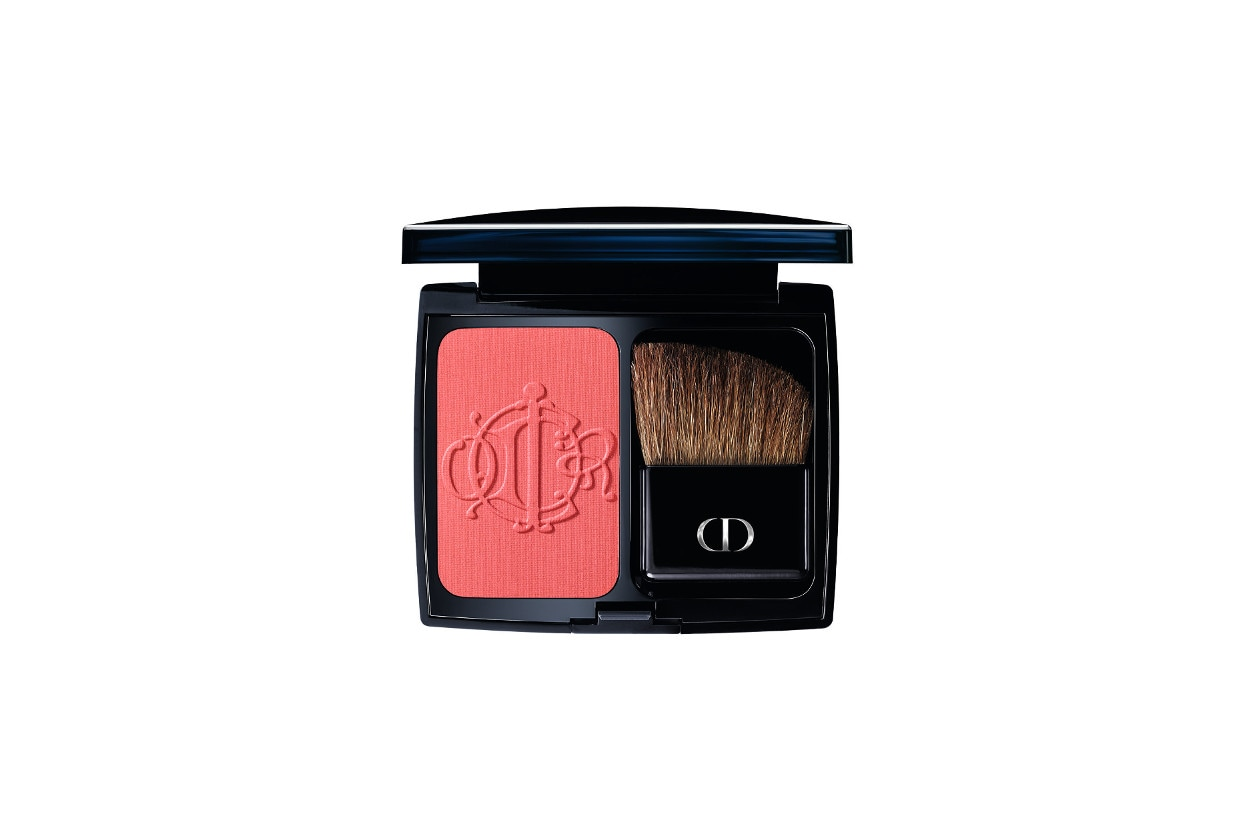Blush rosa e pesca: Dior Diorblush Kingdom of Colors Cherry Glory