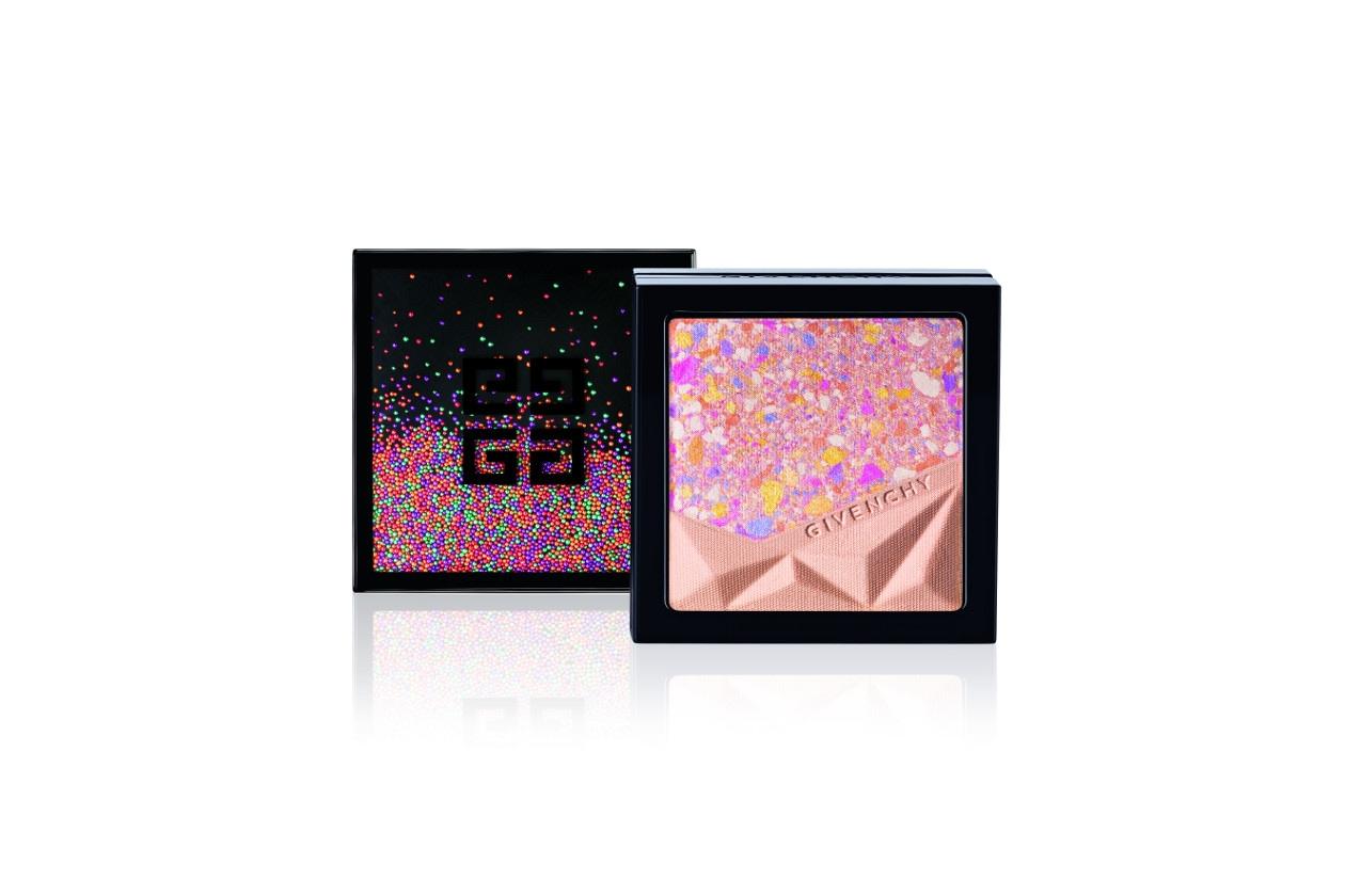 Blush rosa e pesca: Givenchy Le Prisme Visage Color Confetti