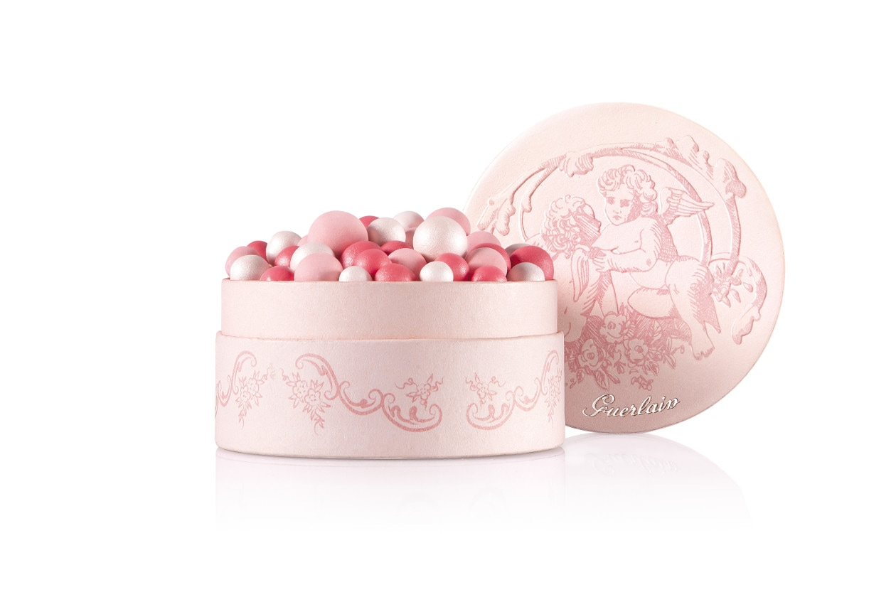 Blush rosa e pesca: Guerlain Météorites Perles de Blush