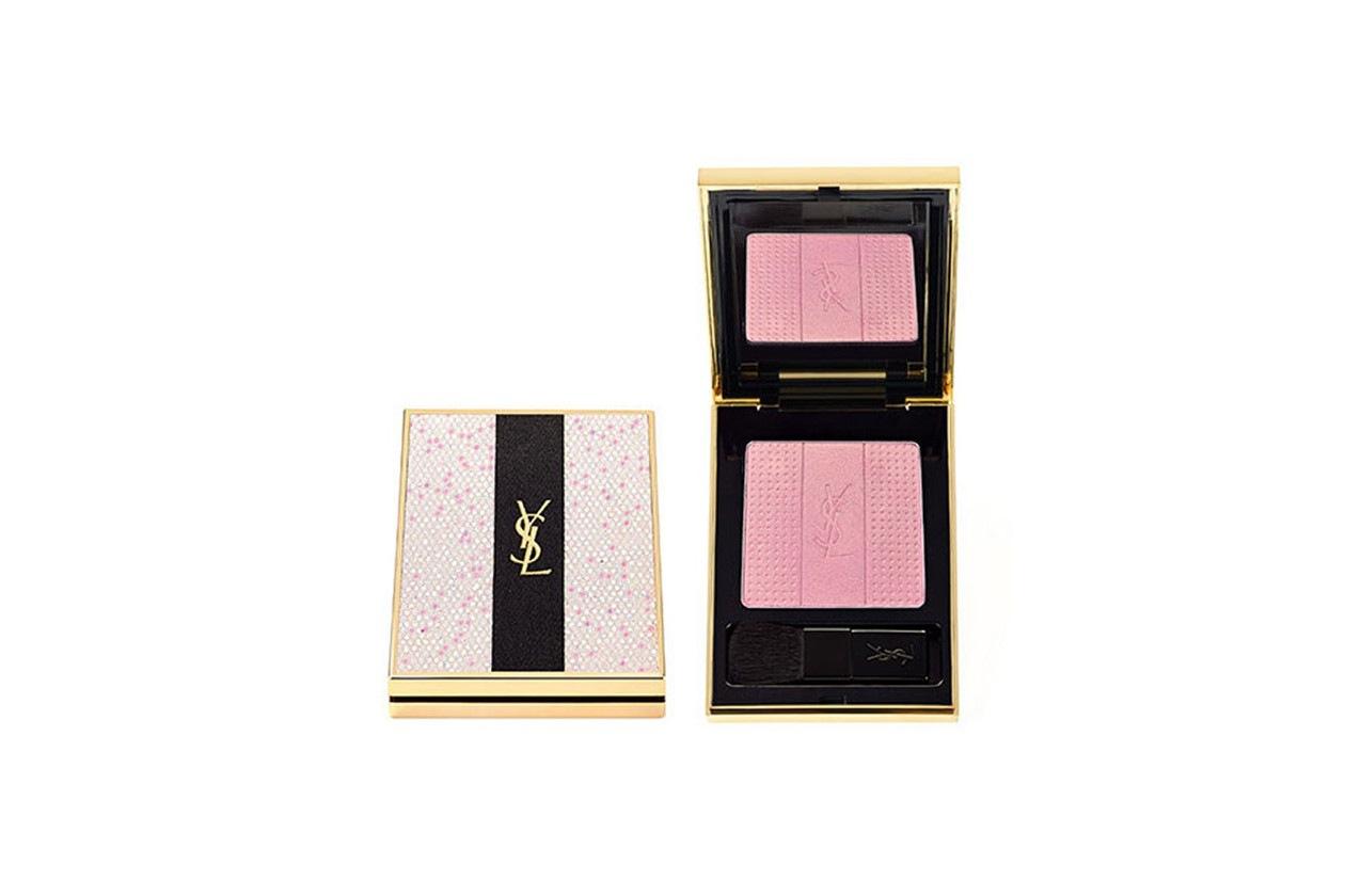 Blush rosa e pesca: Yves Saint Laurent Palette Lumière de Jour