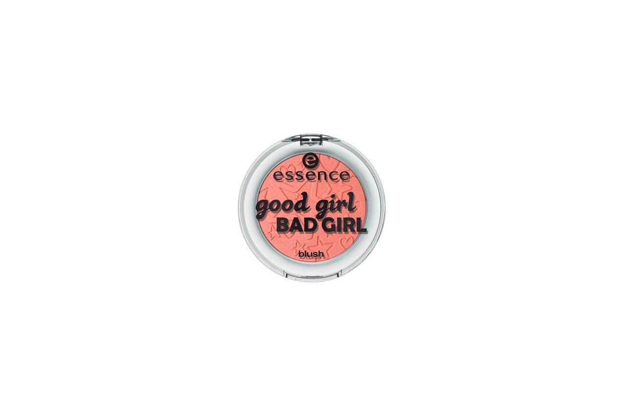 Blush rosa e pesca: essence Good Girl Bad Girl Blush
