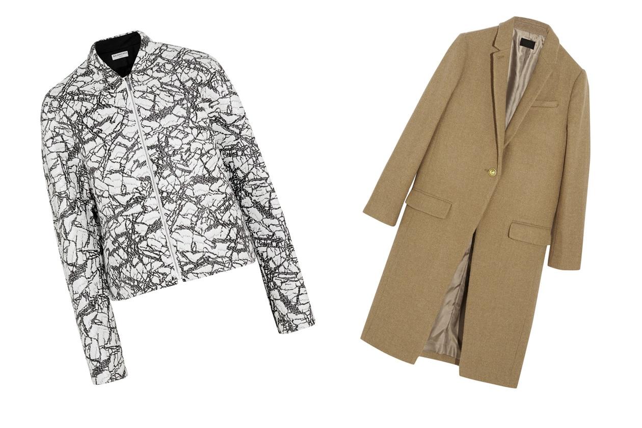 Bomber e cappotto