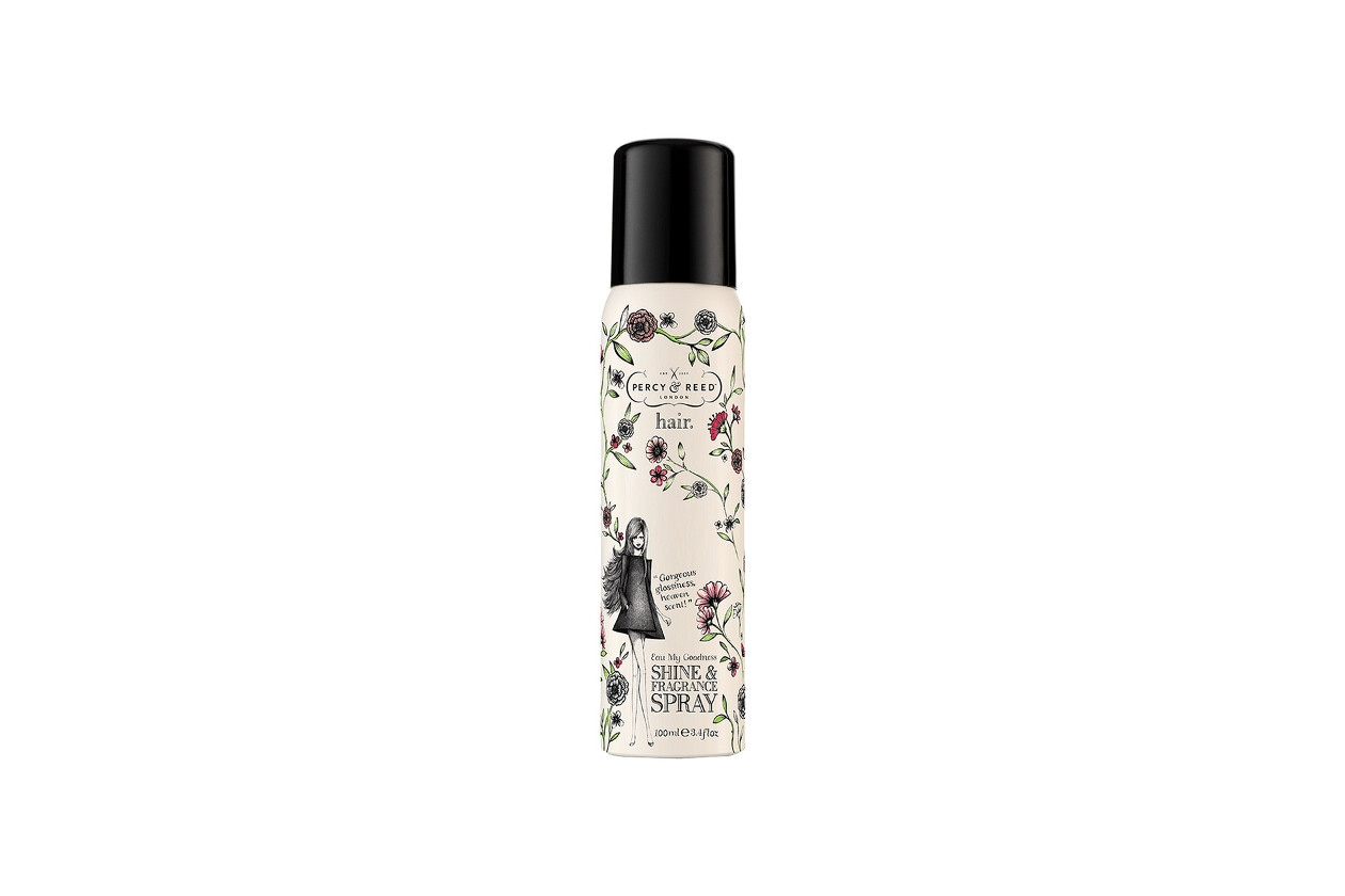 CAPELLI LUCIDI: Percy & Reed Styling Eau my Goodness Shine & Fragrance Spray