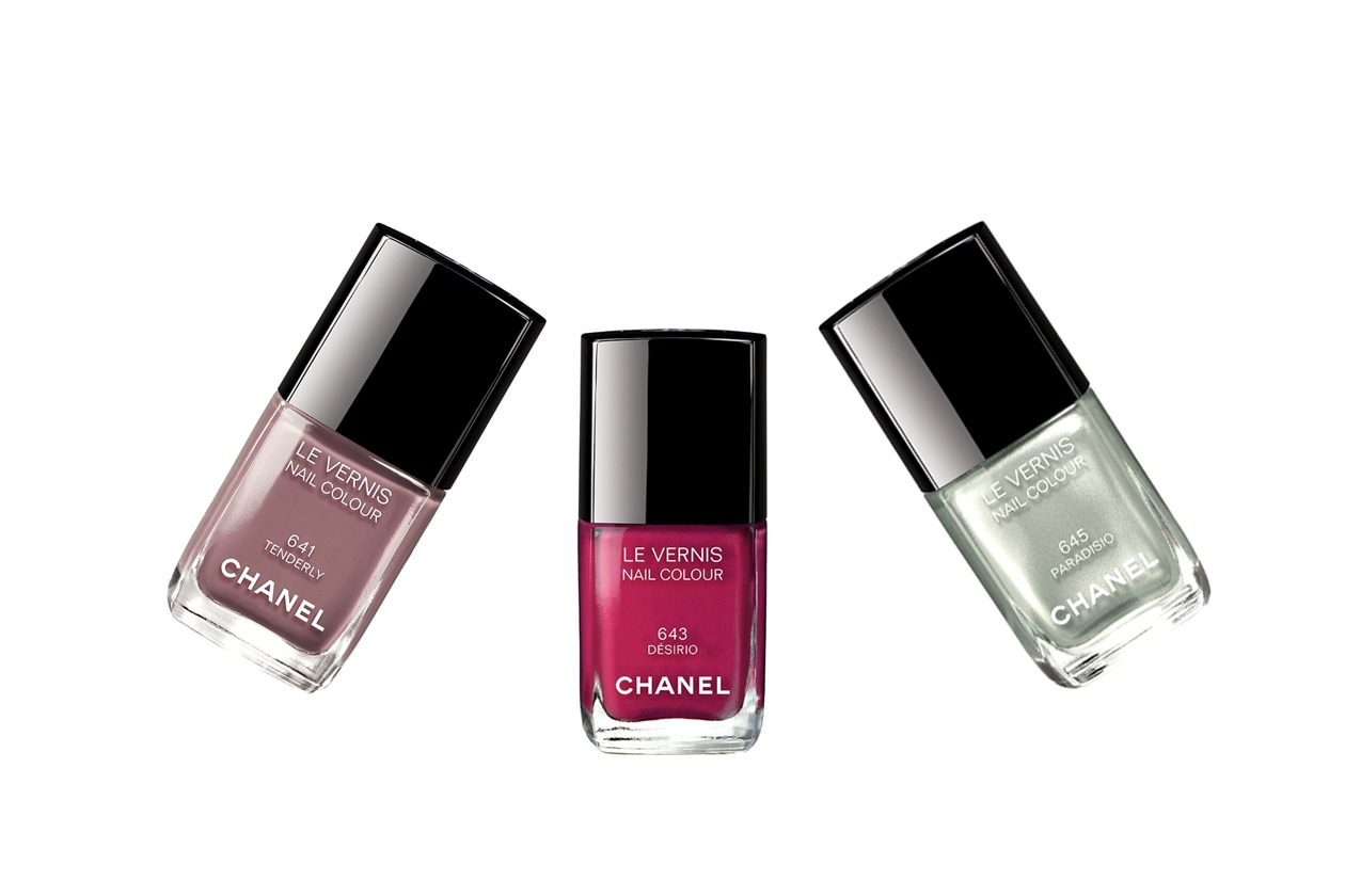 COLLEZIONI SMALTI: Chanel Rêverie Parisienne