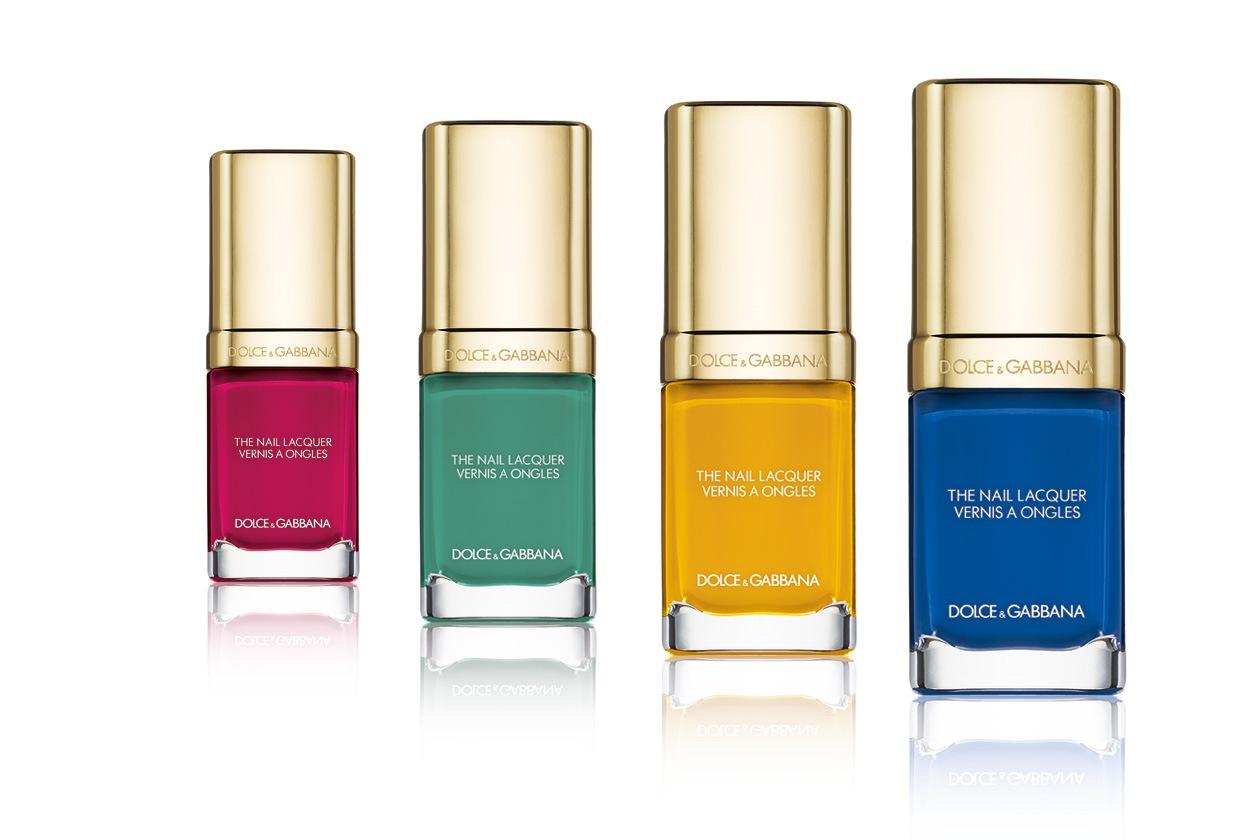 COLLEZIONI SMALTI: Dolce&Gabbana #dgcolourspring