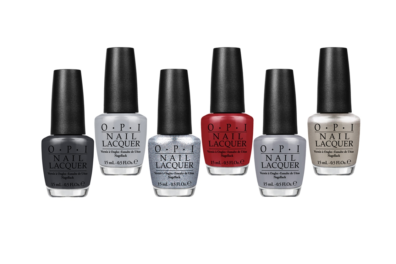 COLLEZIONI SMALTI: OPI Fifty Shades of Grey