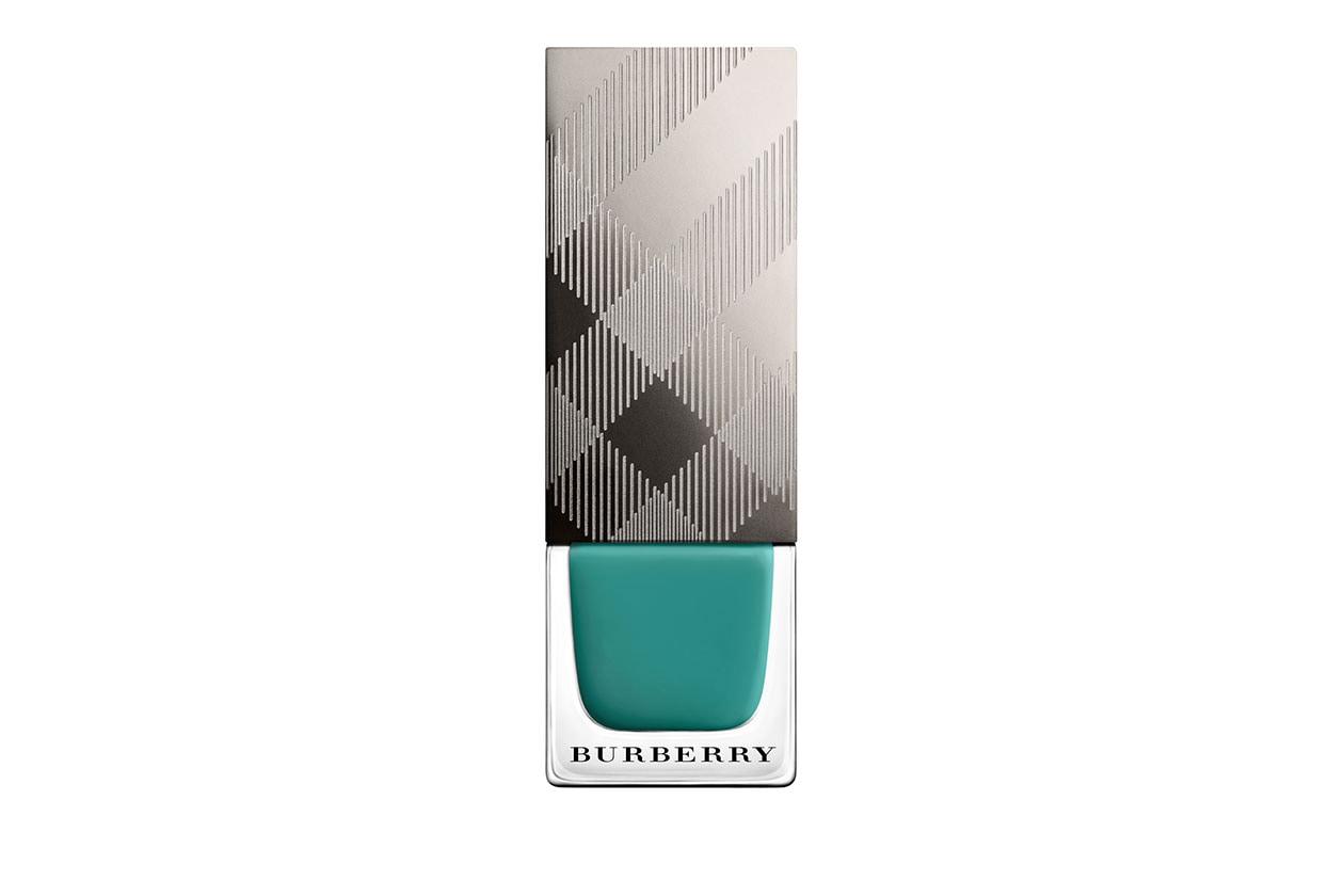 COLORI SMALTI PRIMAVERA 2015: VERDE BY BURBERRY BEAUTY
