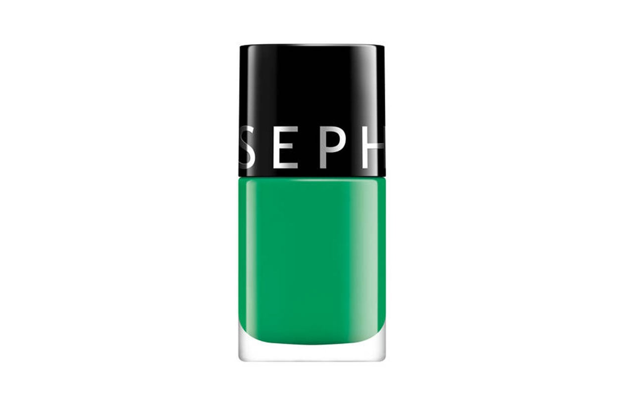 COLORI SMALTI PRIMAVERA 2015: VERDE BY SEPHORA
