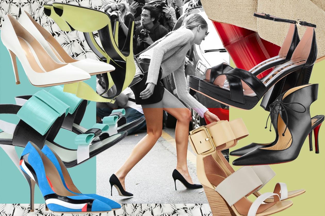COVER heels