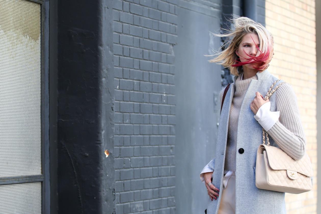 Capelli colorati: dallo street style di New York