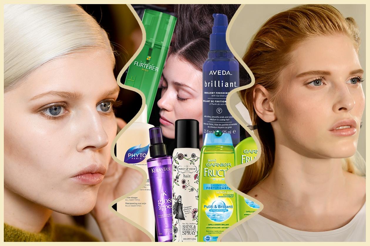 Come avere capelli lucidi con i prodotti effetto glossy