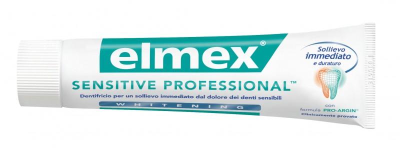 Come avere denti più bianchi: dentifricio elmex SENSITIVE PROFESSIONAL Whitening