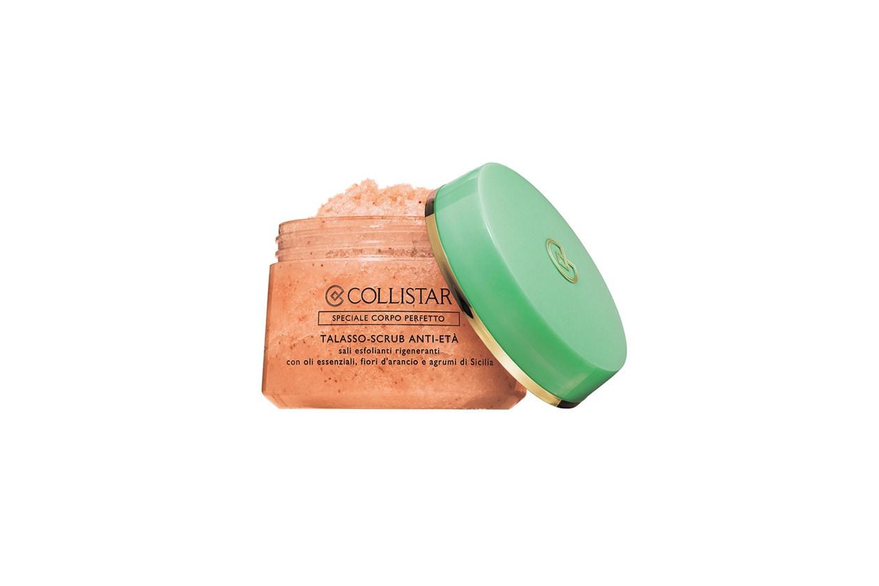 Come preparare un bagno rilassante con prodotti beauty: COLLISTAR Talasso-Scrub Anti Età